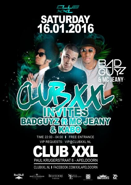CLUB XX BAD GUYZ JEANY