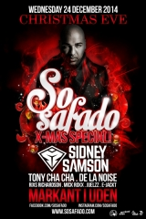 So Safado Flyer Sidney A6 FRONT